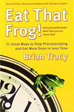 Eat That Frog! - Book Cover